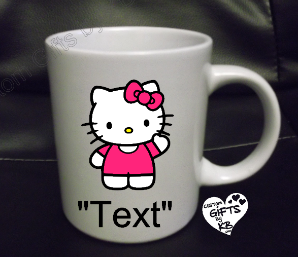 Hello Kitty Custom Mug