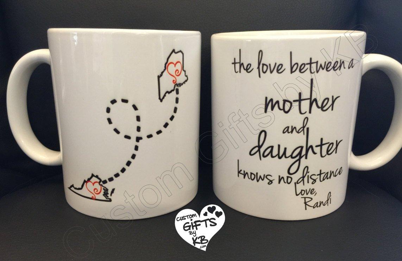 Mother and Daughter Mug