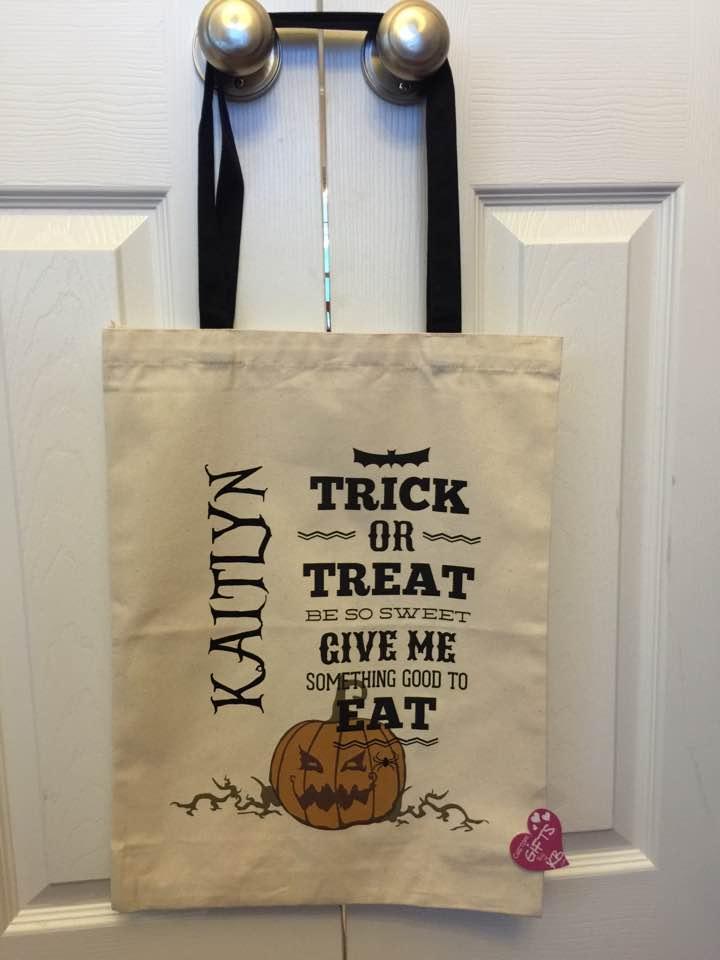 Halloween Sack